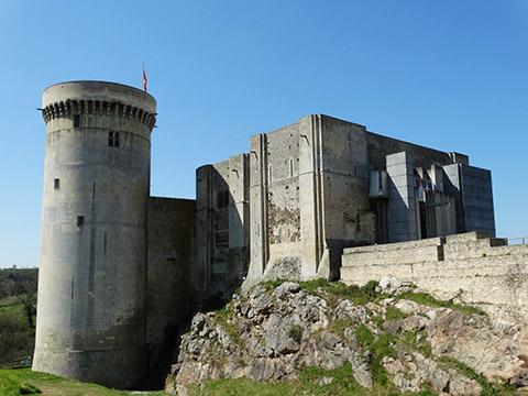 Kasteel Willem de Veroveraar in Falaise