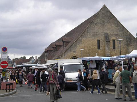 Markt St. Pierre sur Dives (2)
